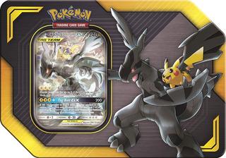 Pokémon Tag Team Tin Pikachu & Zekrom Nuevo Magic4ever