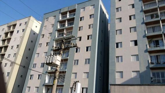 Apartamento Com Armários Embutidos Com 3 Dormitórios Para Alugar, 74 M² Por R$ 1.300/mês - Gopoúva - Guarulhos/sp - Ap2270