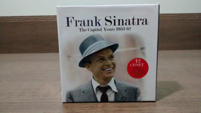 Frank Sinatra The Capitol Years 1953-62 - Box Com 12 Cds