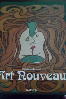 Libro Art Nouveau Por Klaus-jurguen Sembach Ed. Taschen