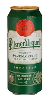 Cerveza Pilsner Urquell Lata X 500ml - Monte Castro