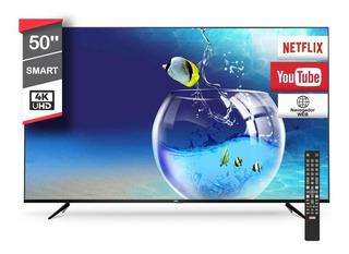 "Smart TV RCA 4K 50"" X50UHD"