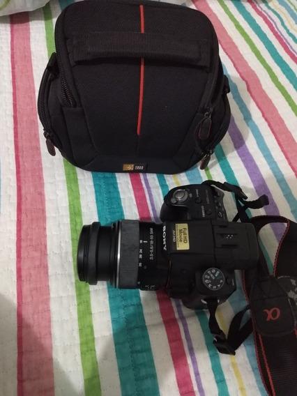 Câmera Profissional Da Sony