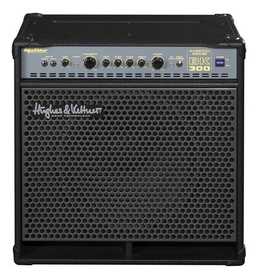 Amplificador De Bajo Hughes & Kettner Bk 300 Basskick Btq#