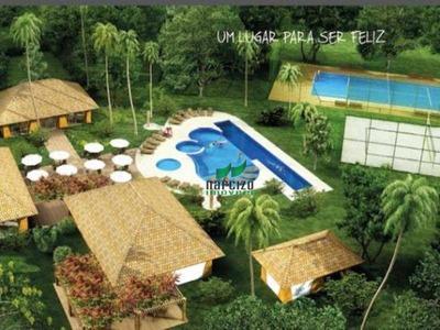 Terreno 800 M² Por R$ 470.000 - Praia Do Forte - Mata De São João/ba - Te0037
