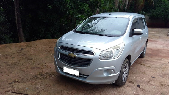Chevrolet Spin 1.8 Lt Flex Manual