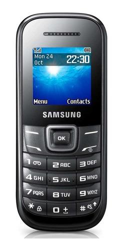 Celular Samsung Keystone 2 E-1207y Preto - 1 Chip