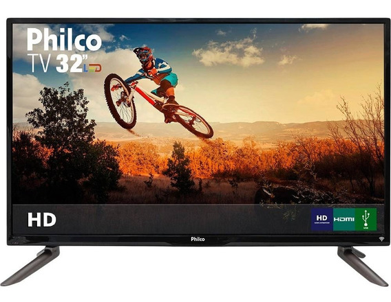 Tv 32 Led Philco Ph32c10dg Hd Com Conversor Digital 3 Hdmi