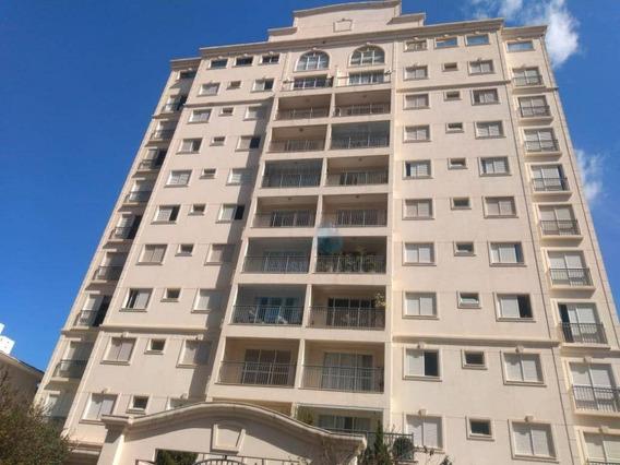 Cobertura Com 3 Dormitórios À Venda, 188 M² Por R$ 1.450.000 - Cambuí - Campinas/sp - Co0022