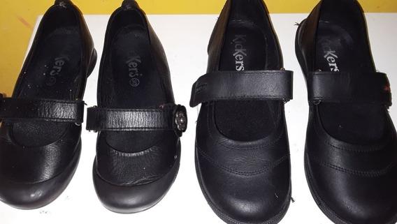 Zapatos Escolares Para Niñas Marca Kickers
