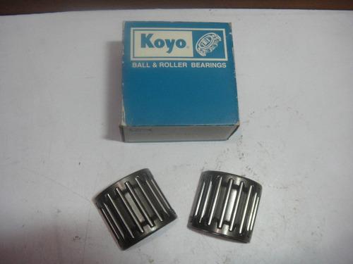 Rodamiento de Aguja K15X19X17 Premium Marca Koyo 15x19x17mm