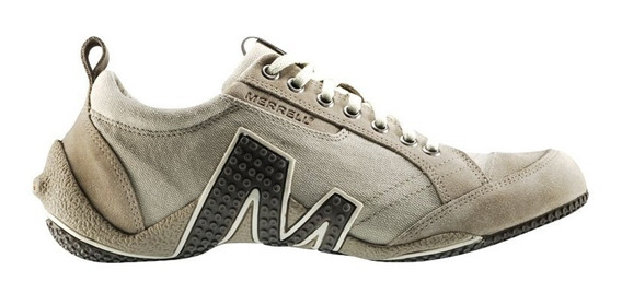 Zapatillas Merrel Relay Prix Canvas - Color Beige