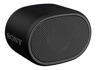 Parlante Portátil Sony Negro 6hs Resiste Agua Srs Xb01