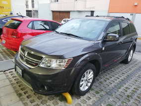Dodge Journey 2.4 Sxt 7 Pasajeros At 2018