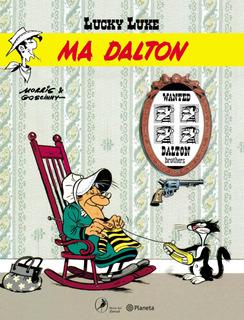 Lucky Luke 5. Ma Dalton De Morris - Planeta