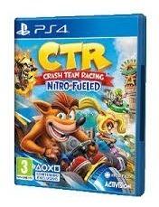 Crash Team Racing Nitro Fueled Ps4 - Fisico   Onoki Games