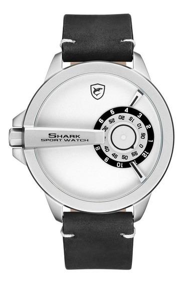 Desh109 316 Aço Inoxidável Pu Relógio De Quartzo Esportes Re