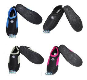 Aquashoes, Zapatillas Acuáticas Damas/caballeros
