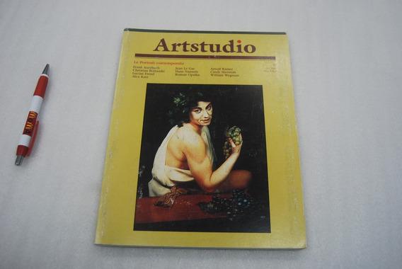 Artstudio N°21 - Le Portrait Contemporain, Été 1991