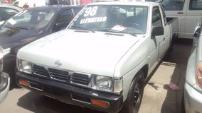 Nissan Pick-up 1998 Cabina 1/2