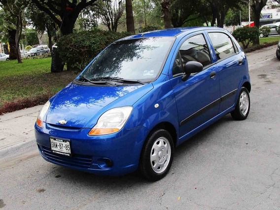 Chevrolet Matiz 2011 Color Azul