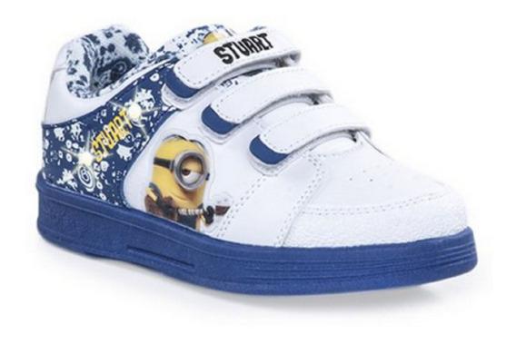 Zapatillas Minions Addnice Mundo Moda Miniosb