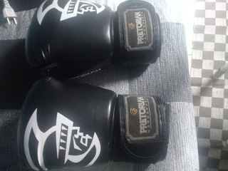 Luvas De Muay Thai 12 Oz