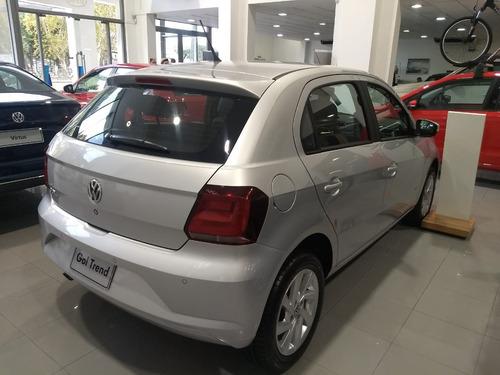 Volkswagen Gol Trend 1.6 Adjudicado K
