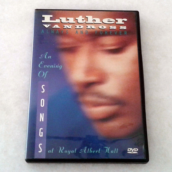 Dvd Luther Vandross ¿ Always And Forever - Importado