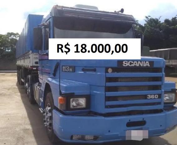 Scania 113 Ano 98