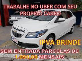 Chevrolet Prisma 1.4 Lt 4p Uber Aplicativos