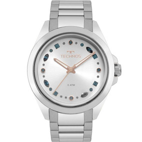 Relógio Technos Feminino Crystal 203aab/1k Relógio