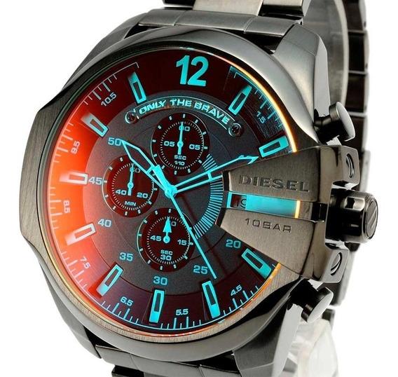Relógio Diesel Dz4318 Camaleão Original - Frete Grátis