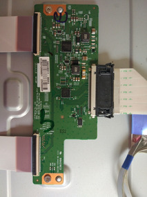 Placa T-con Tv Lg Modelo 49lf5100