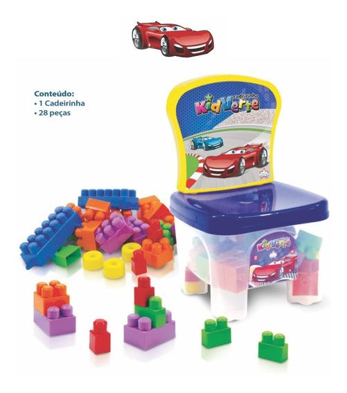 Brinquedo Meninos Criança Infantil Kidverte + Monta Desmonta
