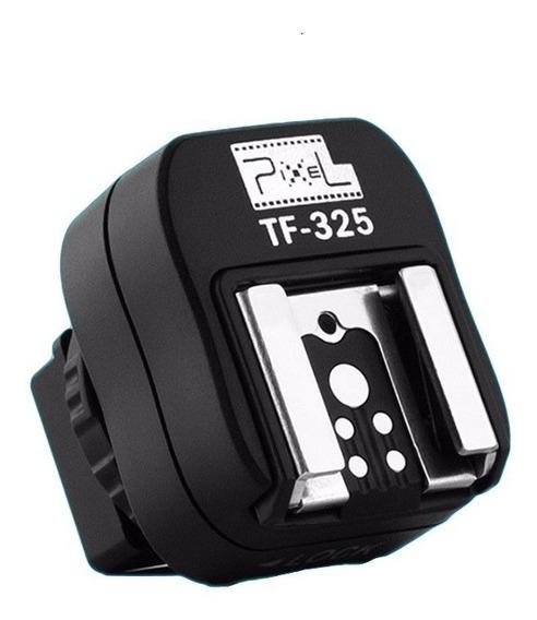 Sapata Adaptador Tf-325 Converter Para Sony Canon Nikon