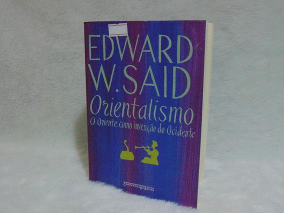 Livro Orientalismo
