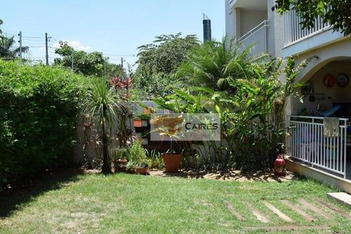 Imagem 1 de 10 de Apartamento Com 3 Dormitórios À Venda, 79 M² Por R$ 585.000,00 - Jardim Santa Genebra - Campinas/sp - Ap7826
