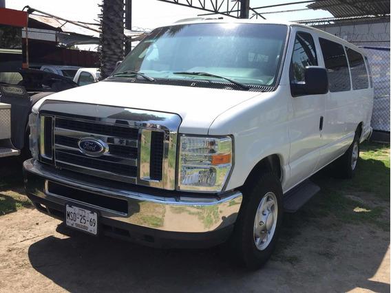 Ford Econoline 2014 Pasajeros