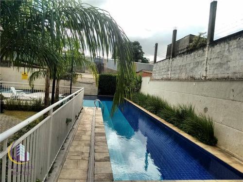 Imagem 1 de 30 de Apartamento 2 Dormitórios, Armários Planejados, Piscina, Churrasqueira, 01 Vaga - Presidente Altino, Osasco. - Ap0011