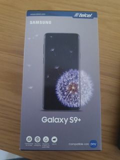 Vendo Celular Samsung S9 +