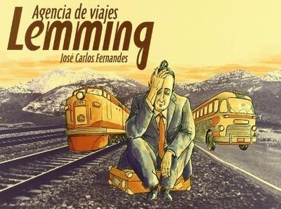 Agencia De Viajes Lemming, Fernandes, Astiberri