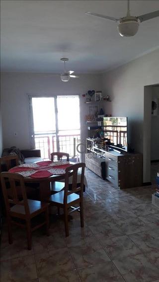 Apartamento Com 2 Dormitórios À Venda, 67 M² Por R$ 350.000,00 - Vila Industrial - Campinas/sp - Ap2495
