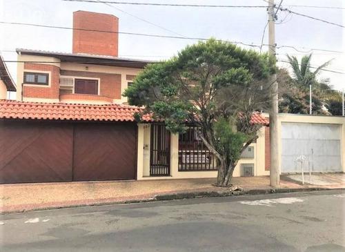 Casa Com 5 Quartos À Venda, 480 M² Por R$ 1.500.000 - Vila Suíça - Indaiatuba/sp - Ca11682