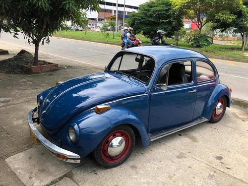 Volkswagen Escarabajo Súper Beetle 1972