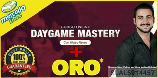 Daygame Mastery Avanzado [bonus Mastery Oro] - Alvaro Reyes