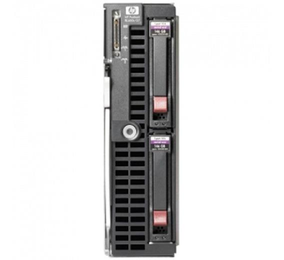 Hp Server Blade Bl460g7, 2xslbz8 6-core E5649 2.53ghz, 96gb