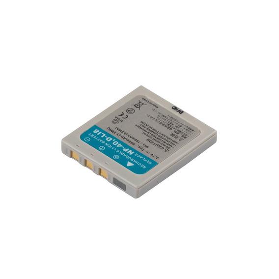 Bateria Para Camera Digital Pentax Optio L20