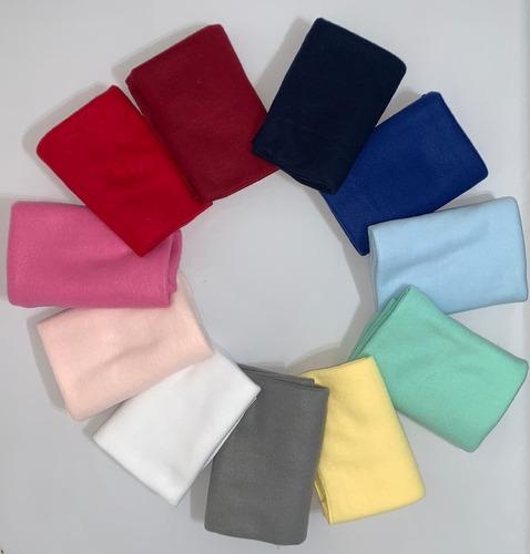 Kit 2 Manta Quentinha Cobertor Para Pet Cachorro Gato M