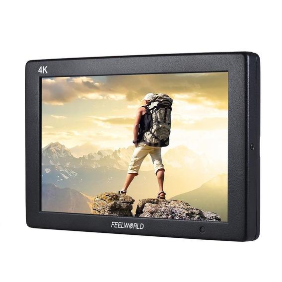 Monitor 4k + Case Np970 Entrada Hdmi / Saída Ips 1920x1200